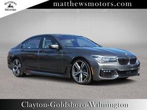 2017 BMW 740i w/ Nav 7-Series