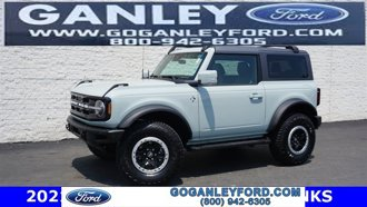 2021 Ford Bronco Outer Banks Advanced