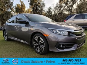 2017 Honda Civic Sedan EX-L