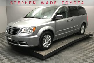 2015 Chrysler Town amp Country Limited