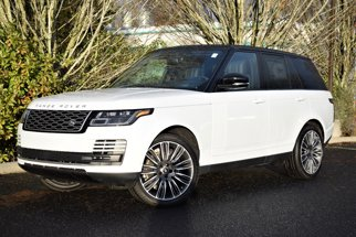 2020 Land Rover Range Rover HSE