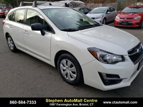 2016 Subaru Impreza Wagon 2.0i