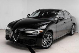 2020 Alfa Romeo Giulia Base