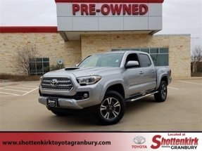 2017 Toyota Tacoma TRD Sport Double Cab 5' Bed V6 4x2 AT