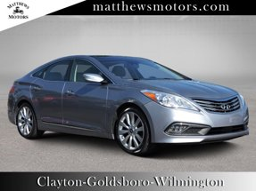 2016 Hyundai Azera Limited w/ Nav & Sunroof