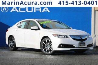 2017 Acura TLX FWD V6 w/Advance Pkg