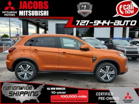 2020 Mitsubishi Outlander Sport SP 2.0