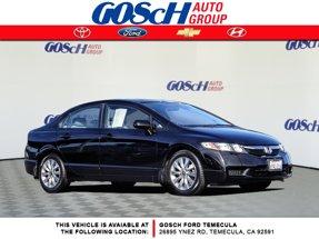 2011 Honda Civic Sedan EX