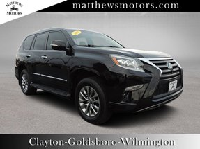 2015 Lexus GX 460 Luxury 4WD w/ Nav amp Sunroof