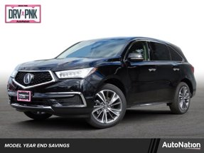 2019 Acura MDX w/Technology/Entertainment Pkg