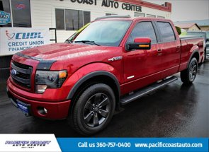 2013 Ford F-150 FX4 PICKUP 4D 6 1/2 FT