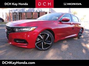 2020 Honda Accord Sedan Sport1.5T