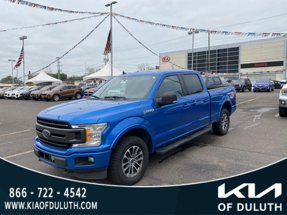2019 Ford F-150 4WD SUPERCREW