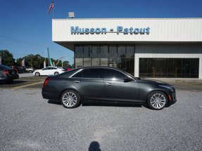 2017 Cadillac CTS Sedan Premium Luxury RWD