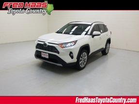2020 Toyota RAV4 LTD