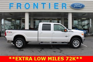 2011 Ford F-350 DIESEL Lariat 4X4 Crew Cab Long Bed
