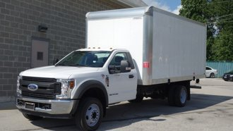 2018 Ford Super Duty F-550 DRW XL