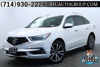 2019 Acura MDX 3.5L Advance Package SH-AWD