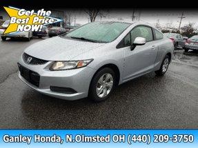 2013 Honda Civic Coupe LX