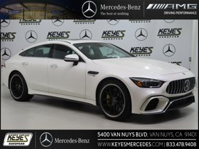 2019 Mercedes-Benz AMG GT AMG GT 63 S