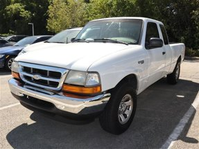 2000 Ford Ranger 126 WB