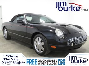 2002 Ford Thunderbird 2dr Convertible Deluxe