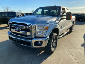 2012 Ford Super Duty F-250 SRW Lariat