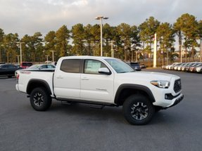 2020 Toyota Tacoma TRD Off Road Double Cab 5' Bed V6 MT