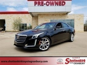 2016 Cadillac CTS Sedan 4dr Sdn 2.0L Turbo Premium Collection AWD