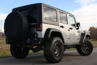 2013 Jeep Wrangler Unlimited Rubicon