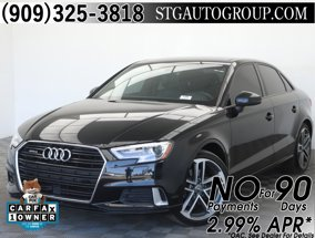 Used Audi A3 Sedan Montclair Ca
