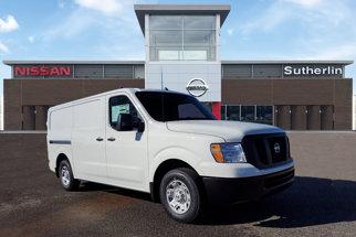 2020 Nissan NV Cargo SV