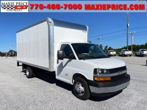 2020 Chevrolet Express Commercial Cutaway 4500 Series