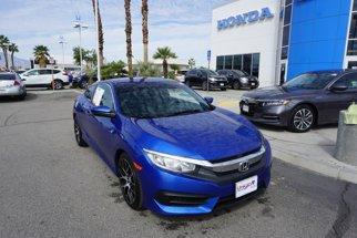 2016 Honda Civic Coupe LX-P