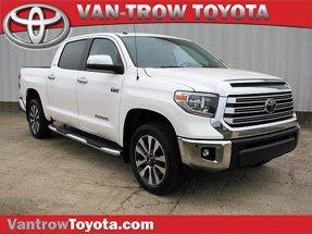 2018 Toyota Tundra EXT CAB