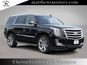 2016 Cadillac Escalade 4WD Luxury Collection w/ 3rd Row
