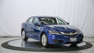 2018 Acura ILX w/AcuraWatch Plus