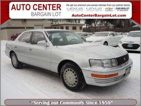 1992 Lexus LS 400 400