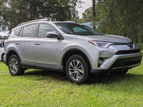 2018 Toyota RAV4 Hybrid HYBRID