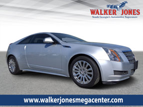 2011 Cadillac CTS Coupe 2DR CPE RWD