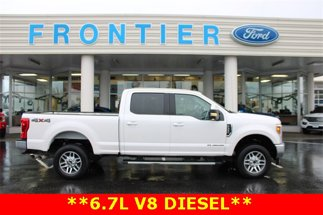 2019 Ford F-350 DIESEL Lariat 4X4 Short Bed