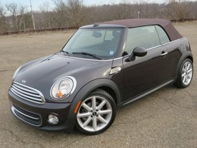 2013 MINI Cooper Convertible Base
