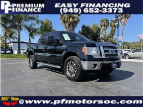 2010 Ford F-150 LARIAT 4X4 BACK UP CAM LEATHER PACK 5.4L CLEAN