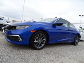 2019 Honda Civic Coupe EX