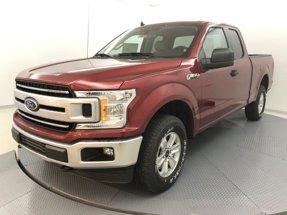 2019 Ford F-150 XLT 4WD SuperCab 6.5' Box