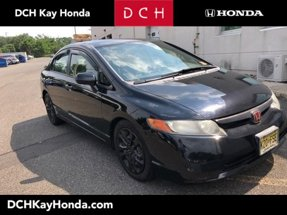 2007 Honda Civic Sedan LX
