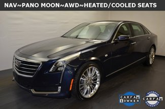 2016 Cadillac CT6 Premium Luxury AWD
