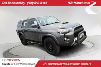 2018 Toyota 4Runner TRD OFF ROAD 4X4 XP PACKAGE