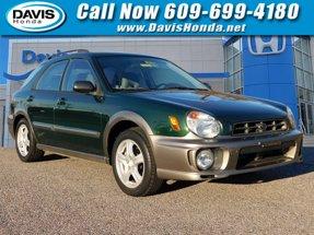 2002 Subaru Impreza Wagon Outback Sport