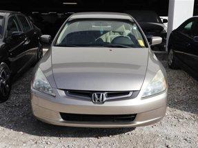 2004 Honda Accord Sedan 2.4